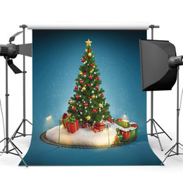 Background Paintings NZ - Christmas 5X7ft camera fotografica backdrops vinyl cloth photography backgrounds wedding children baby backdrop for photo studio 10286