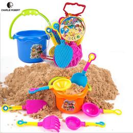 Gros-9 pcs sable eau plage jouets de jeu mis en Solde