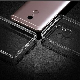 Discount redmi mobile cases - 2017 Mobile Phone Case Original CAFELE Soft TPU Case PP Metarial Silicone Gel Shell Cases For Redmi Note 4 SCA274