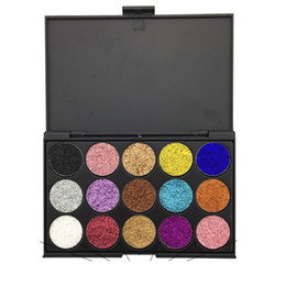 Powder onion online shopping - no logo color sparkle eyeshadow palette color choice Free combination High light eye shadow Glitter golden onion powder welcome OEM