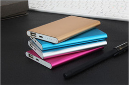 Cheap portable Charger online shopping - Mobile Power Bank Cheap Factory USB Cartoon powerbank external Battery Battery Portable Charger for all phone