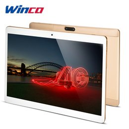 Tablet 4g Sim Canada - Wholesale- Onda V10 4G Tablet PC 10.1'' IPS 1280*800 MTK6735 Quad Core Android 5.1 1GB 16GB Rom GPS Phone Call dual SIM Card dual Standby