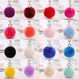 toy apples 2019 - Cell Phone Pompon Straps Mobile Charms Decor Fashion Winter Kids Toys Women Christmas Gift Mix Color cheap toy apples