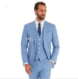 Images Men Light Sky Blue Suit Australia | New Featured Images Men ...