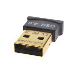 Adaptateur Bluetooth USB CSR 4.0 Dongle Récepteur Transfert Sans Fil pour Ordinateur Portable PC Ordinateur Livraison Gratuite