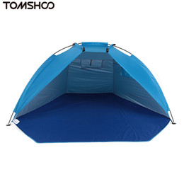 Wholesale- TOMSHOO Outdoor Beach Tent Sunshine Shelter 2 Person Sturdy 170T Polyester Sunshade Tent for Fishing C&ing Hiking Picnic Park. NZ$35.72 ...  sc 1 st  DHgate.com & Park Tents NZ | Buy New Park Tents Online from Best Sellers ...