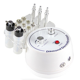 microdermabrasion vacuum spray machine NZ - Professional Diamond Microdermabrasion skin cleaning Dermabrasion Machine With Vacuum Spray Skin Care Strong Suction anti age Machine