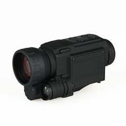 vision optics 2019 - New Arrival Tactical 4.5x40 Monocular Night Vision Magnification 4.5X for Outdoor Free Shipping CL27-0015 discount visio