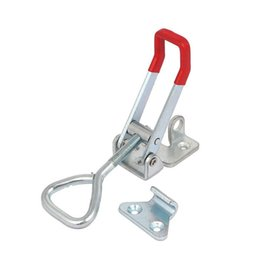 $enCountryForm.capitalKeyWord UK - 300Kg 661Lbs Quick Latch Type Toggle Clamp Catch Adjustable Lever Handle