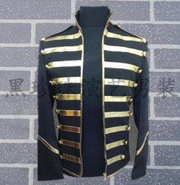 $enCountryForm.capitalKeyWord Canada - Cool ! men suits designs masculino homme terno stage costumes for singers men sequin blazer dance clothes jacket style dress