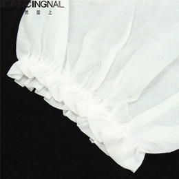 Suction Bags Canada - Wholesale- 10Pcs White Non-woven Replacement Bags For Nail Art Dust Suction Collector High Quality Nails Arts Salon Tools New