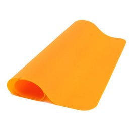 Carpeting Tools NZ - Wholesale- Non-slip Silicone Dining Table Mat Pad Tableware Placemat Heat Insulation Kitchen Pads Ktichenware Tools Placemat Carpet Mats