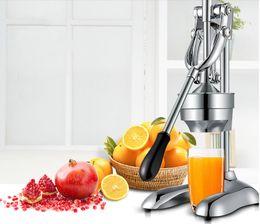 Manual Juicer Zinc Alloy Fruit Squeezer Fresh Juice Tool Lemon Orange Reamers Kitchen Accessories Household Machine Llfa