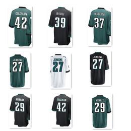 huge selection of 25a3b 47c6d mens philadelphia eagles 27 malcolm jenkins elite jersey ...