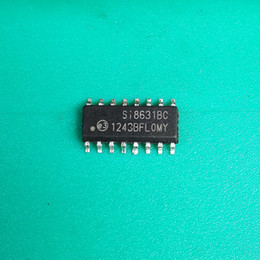 player ics NZ - SI8631BC-B-IS1R Si8631BC SOP16 Genuine car chip Automotive electronic components Quality assurance