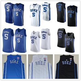 f83314a5 ... Duke Blue Devils 3 Garyson Allen 1 Jabari Parker 1 Kyrie Irving 14  Brandon Ingram Jabari Parker 1 Duke Blue Devils College Throwback Basketball  Jersey ...