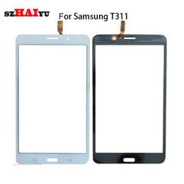 $enCountryForm.capitalKeyWord Australia - For Samsung Galaxy Tab 3 T311 Touch Screen -- Tested Good Working Black White Sensor Digitizer Assembly + Tools