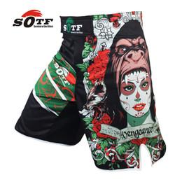 Discount shorts muay thai - Sotf Mma Boxing Muay Thai Kick Pretorian Short Mma Crossfit Shorts Kick Boxing Shorts Cheap Mma Shorts Brock Lesnar Kick