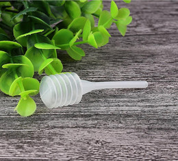 $enCountryForm.capitalKeyWord Canada - 1000pcs Plastic Filling funnel Cosmetic filler,plastic Spring straw for Essential Oil Perfume Using
