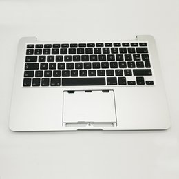 "Topcase Macbook Australia - New Topcase for Macbook Pro Retina 13"" A1502 top case with FR French keyboard Year 2013 2014"