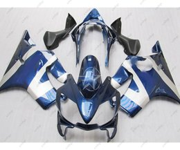 f4i full fairing Canada - Body Kits for Honda Cbr600 2005 Plastic Fairings CBR F4i 04 05 Full Body Kits CBR 600 2004 2003 - 2007