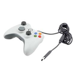 $enCountryForm.capitalKeyWord UK - USB Wired Joypad Gamepad white Controller Microsoft Xbox & Slim for 360 PC for Windows 7