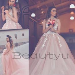 discount plus size blush pink wedding dress blush pink plus size beach wedding dresses a line
