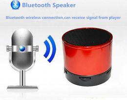 $enCountryForm.capitalKeyWord Canada - Free shipping Bluetooth speaker TF card U disk mini outdoor waterproof speaker portable small steel gun speaker
