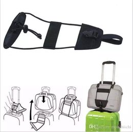 Add Straps NZ - Add A Bag Strap Travel Luggage Suitcase Adjustable Belt Carry On Bungee Strap Adjustable Travel Luggage Suitcase Belt