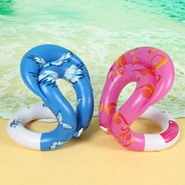$enCountryForm.capitalKeyWord Canada - 0.34mm Thicken Inflatable Swim Arm Rings Pool Float Children Adult Water Toys Swimming Laps Baby Float Circle Kids Life Vest Swimming Rings