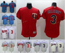 fe8e96be8 ... 2017 MLB Flexbase Minnesota Twins 3 Harmon Killebrew Baseball Jersey  White Red Grey Cream Cool Base ...