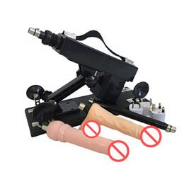 Female Masturbator Sex Machine Gun With Dildo Accessorie Love Machines Automatic Sexual Intercourse Robot Furniture For Couples Dildo Robot Gun Outlet
