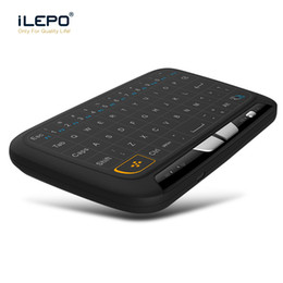$enCountryForm.capitalKeyWord Canada - New H18 Whole Panel Touchpad Wireless Mini Keyboard 2.4GHz Fly Air Mouse Li-ion Battery Remote Control For Xbox 360 Android tv box Laptop PC