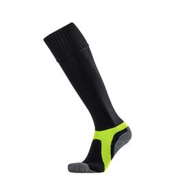 Men's Socks Anti Slip Mens Male Football Socks Soccer Sports Running Long Stockings Leg Compression Stretch Knee High Cotton Silica Gel
