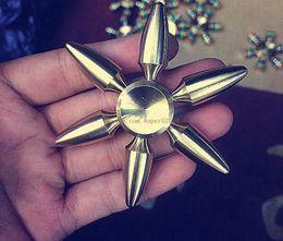 $enCountryForm.capitalKeyWord Canada - New fingertips gyroscope bullet six - arm diamond three - handed six - arm leaves fingertips gyro decompression toys