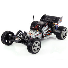 China Wholesale- Newest Wltoys L959 1:12 4CH Remote Control RC Racing Car OFF-Road 40km h ready to run version Best gift toys Rc Model cheap model aircraft carriers suppliers