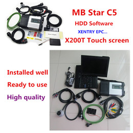 $enCountryForm.capitalKeyWord NZ - MB SD Connect Compact 5 Diagnostic Tool with hdd v2017.05 multi-languages MB Star C5 Software installed x200t touch screen laptop