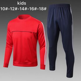 $enCountryForm.capitalKeyWord Canada - 2017 2018 VIDAL COSTA ROBBEN BOATENG ALABA RIBERY Kids training suit football tracksuit 17 18 Football Shirts Child TRACKSUIT XXS-L