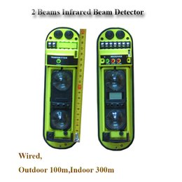 $enCountryForm.capitalKeyWord Australia - waterproof ourdoor active fence burglar Human Infrared Sensor Wired Beam detector alarms for home security keypad