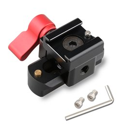 $enCountryForm.capitalKeyWord Canada - CAMVATE Quick Release Clamp (Red Wingnut)& Cold Shoe Mount Adapter