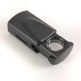 venda por atacado 30x21mm Tipo Puxar Olho de Vidro Lupa Lupa Joalheiros Lupa Louça Hallmark Magnifing LED Light Assista Ferramenta de Reparo