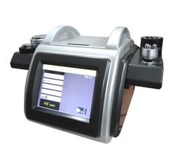 Vacuum Cavitation Ultrasonic Canada - Professional 5 In 1 Ultrasonic Cavitation Slimming Machine With 1MHZ Ultrasound For Face Bipolar RF Tripolar RF 8 Polar RF Vacuum Therapy