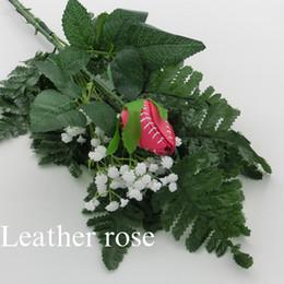 7e9d91858a9e Softball flowerS online shopping - Pink Leather Softball Rose Teenages  Adults Girls Women Baseball White rose