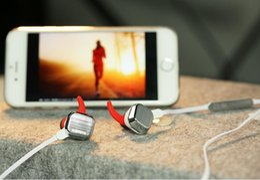 $enCountryForm.capitalKeyWord Canada - DHL free Remax Bluetooth 4.1 Earphone Headset Stereo Portable Wireless Handsfree Headphones Anti Sweat Sport Earbuds Universal For Phone