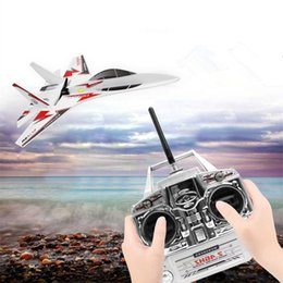 Rc plane electRic motoRs online shopping - Flashing Led Jets Foam Rc Plane SU Model Electric Remote Control Airplanes Toys Hot Sale Drop Shipping