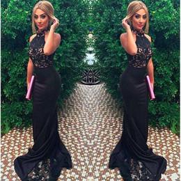 Black fitted evening dresses uk
