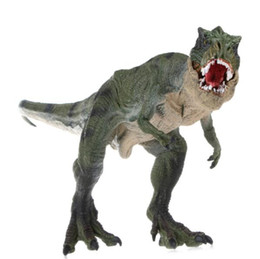 Jurassic World Dinosaur Toys Canada - New Jurassic World Park Tyrannosaurus Rex Dinosaur Toy Model Kids Gifts PVC Collectible Model Toy Free Shipping