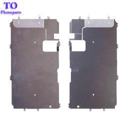 Nuevo protector de placa posterior para iPhone 7 7 Plus Pantalla LCD Escudo de placa posterior de metal