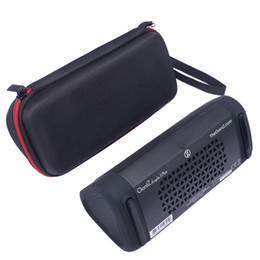 Chinese  Wholesale- Carry Travel Protective Speaker Box Cover Bag Cover Case for OontZ Angle 3 Plus Bluetooth Portable Speaker.Extra Space for Cable manufacturers