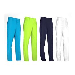 PGM Мужские брюки Гольф Одежда Брюки для мужчин Быстрые сухие Breathable Golf Pants 4 Цвета XXS-XXXL 2513016